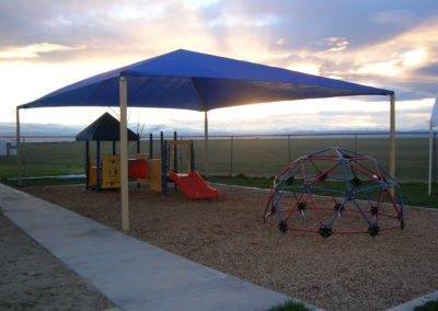 Shade Structure Standard Unit By Shshade