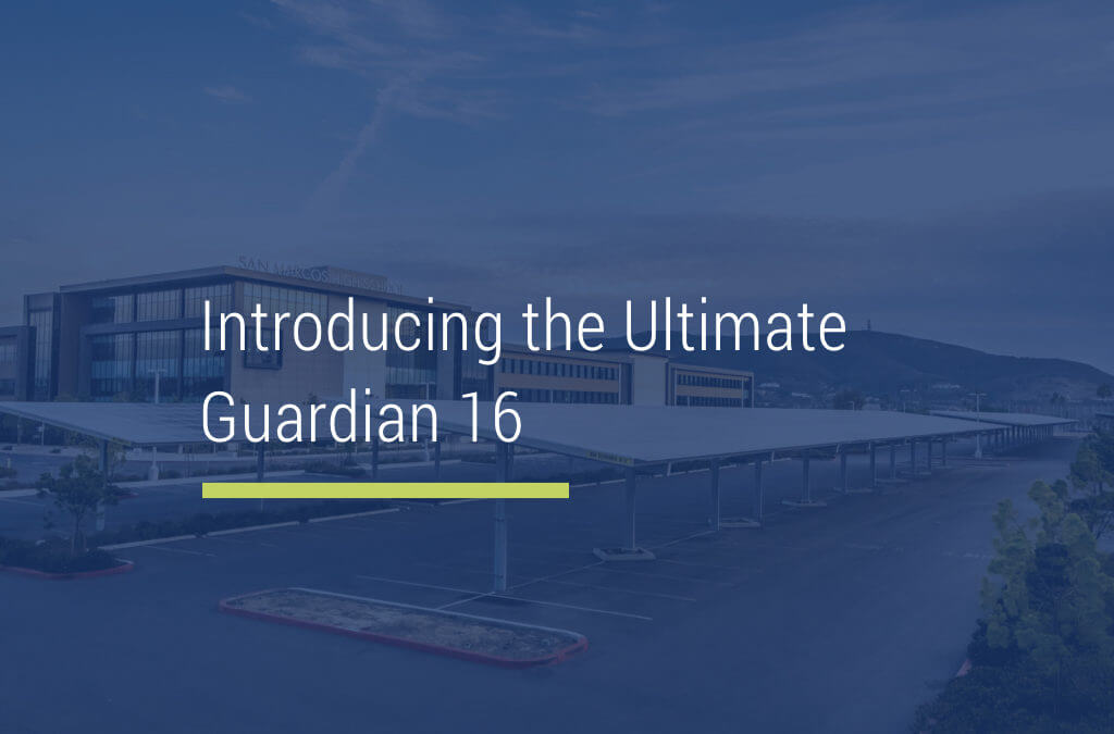 Introducing the Ultimate Guardian 16
