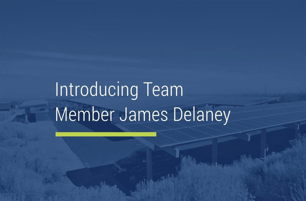 Welcome James Delaney