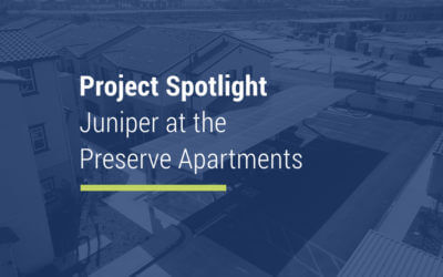 Project Spotlight: Juniper at the Preserve Apartments