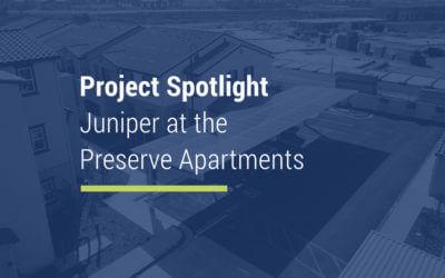Project Spotlight: Juniper at the Preserve Apartments