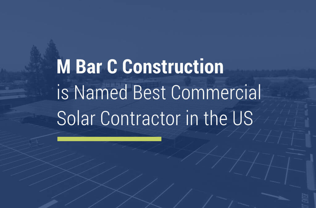 M Bar C Construction : The Best Commercial Solar Contractor in the US