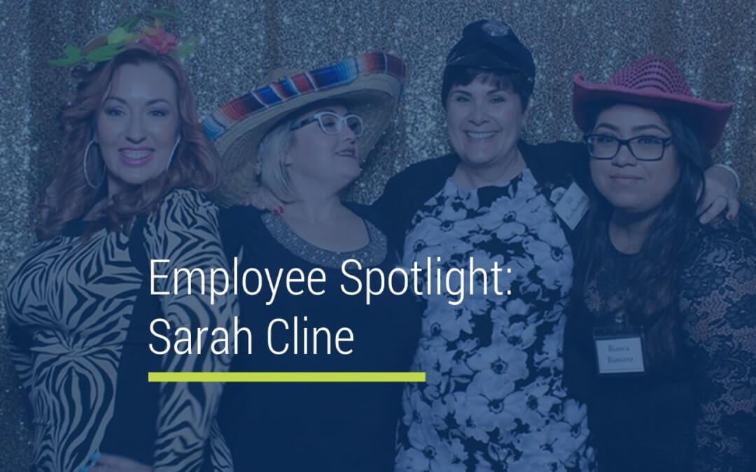 Employee Spotlight: Sarah Cline