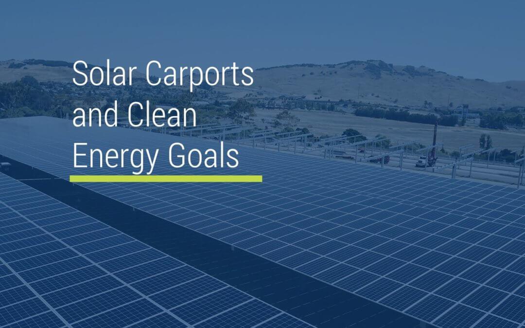 Solar Carports & Clean Energy