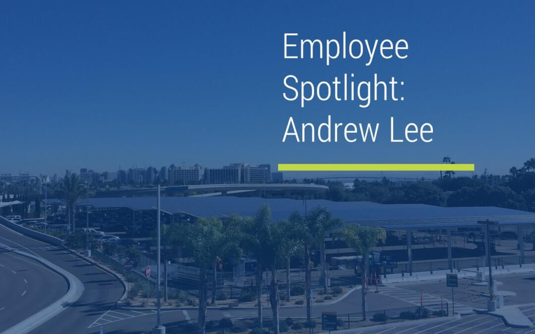 Employee Spotlight: Andrew Lee