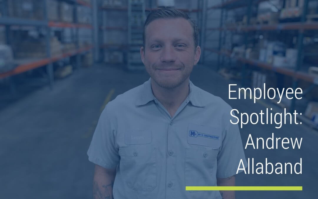 Employee Spotlight: Andrew Allaband