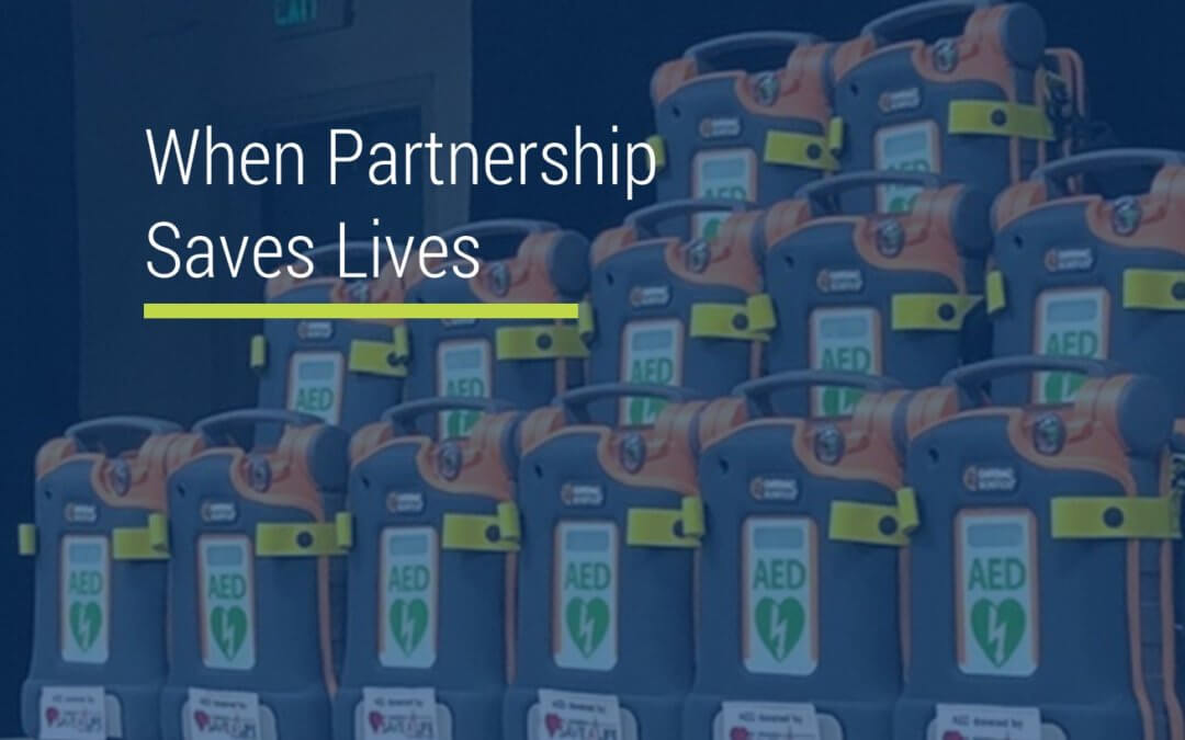 When Partnership Saves Lives
