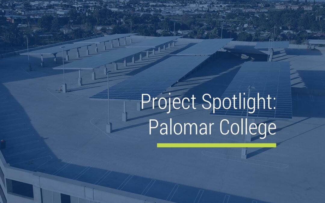 Project Spotlight: Palomar College