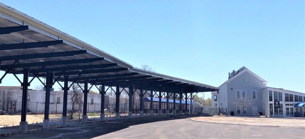 East Coast Solar Carport