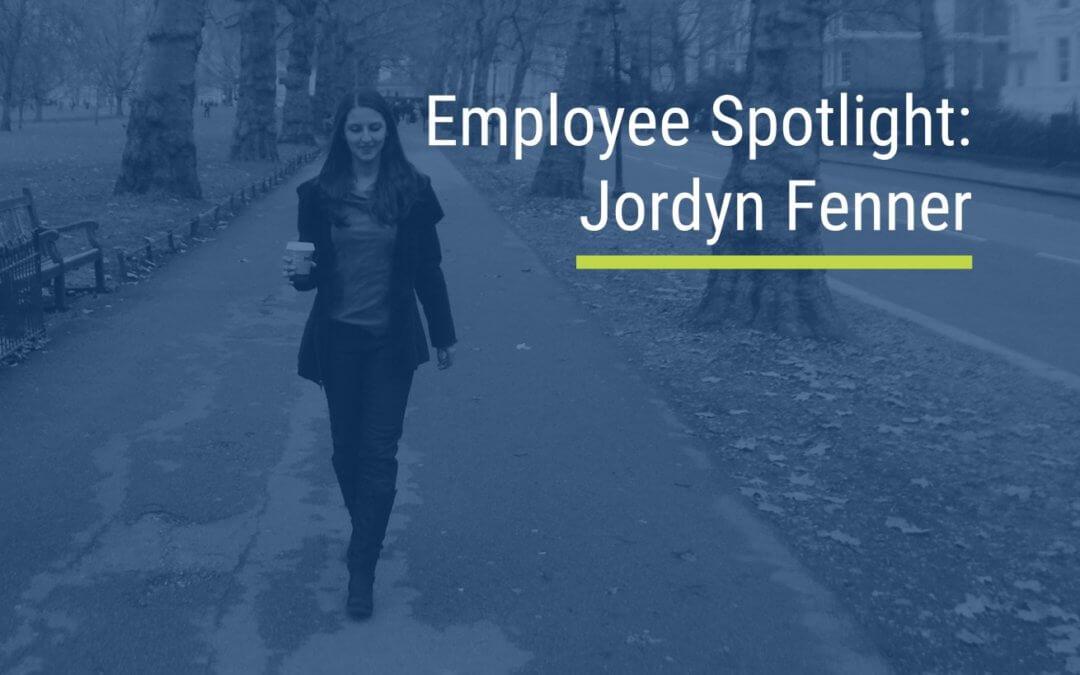 Employee Spotlight: Jordyn Fenner