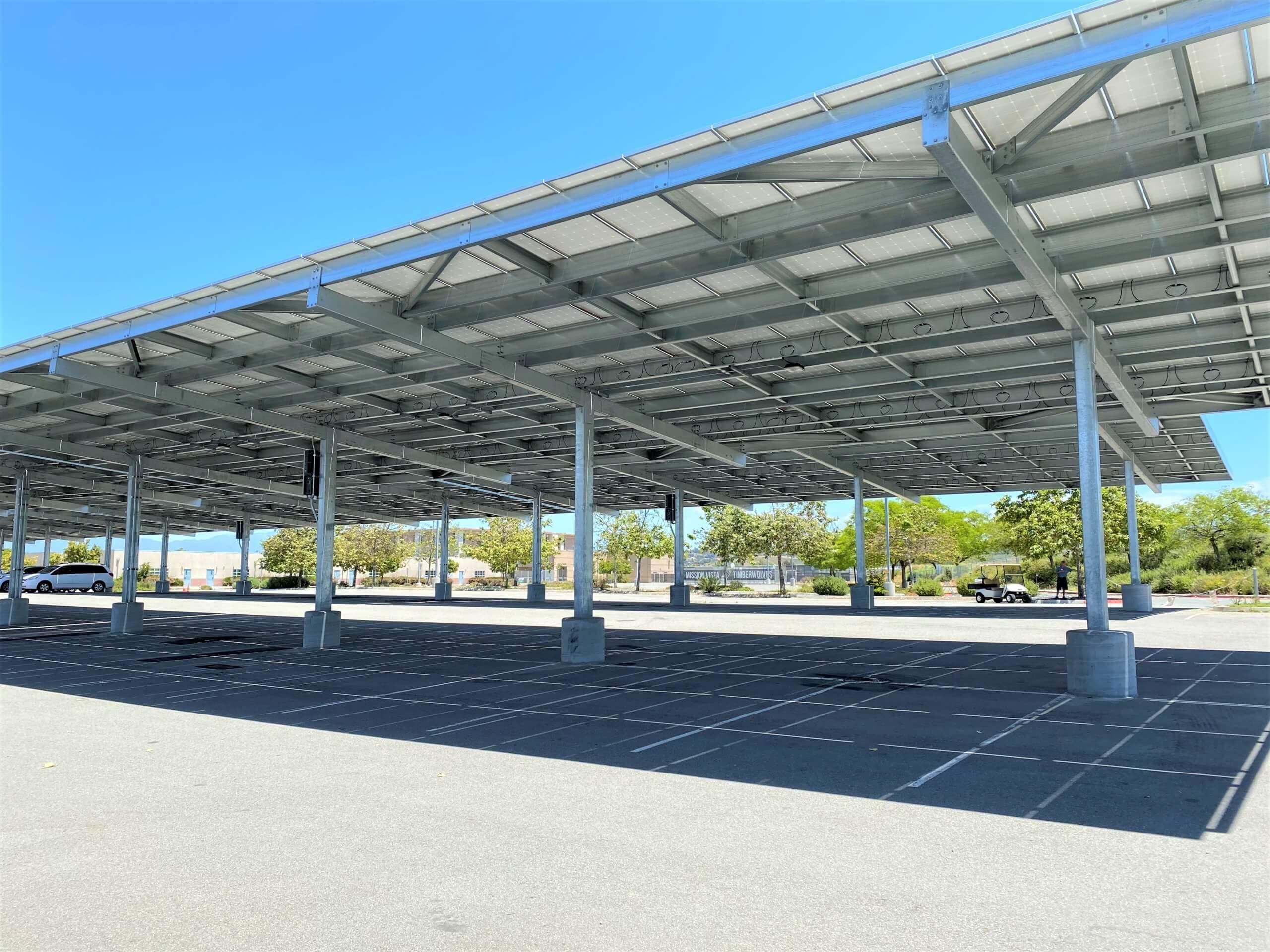 DSA Solar Carport