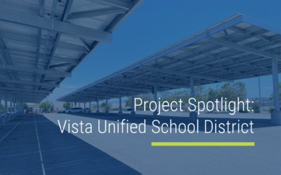 Project Spotlight: Vista Unified School District