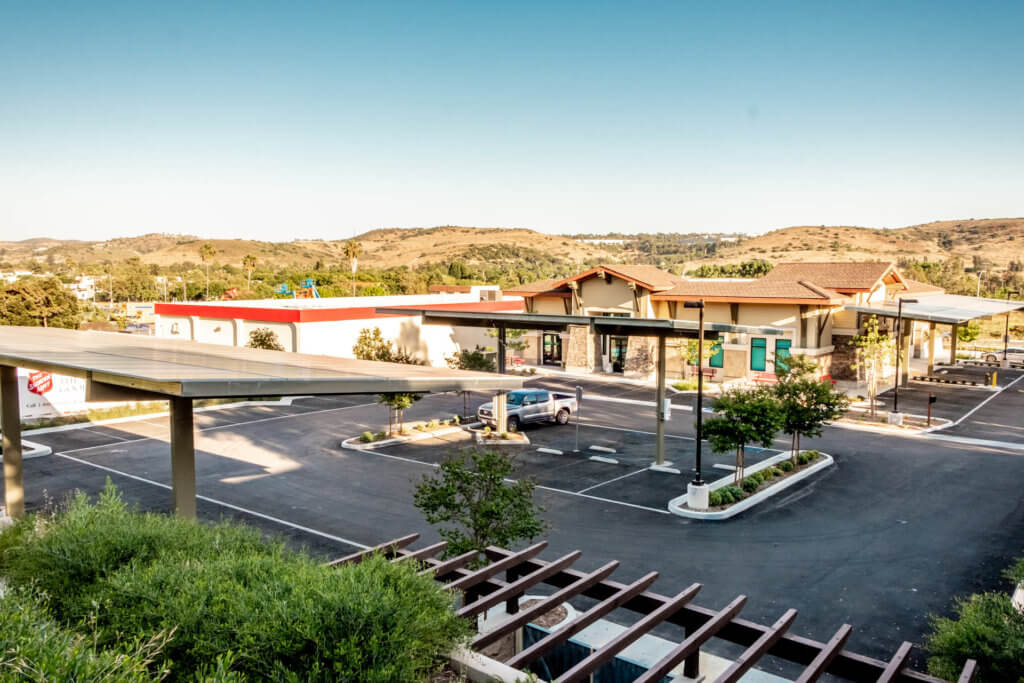 Poway Solar Carports