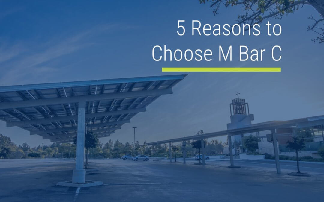 5 Reasons to Choose M Bar C