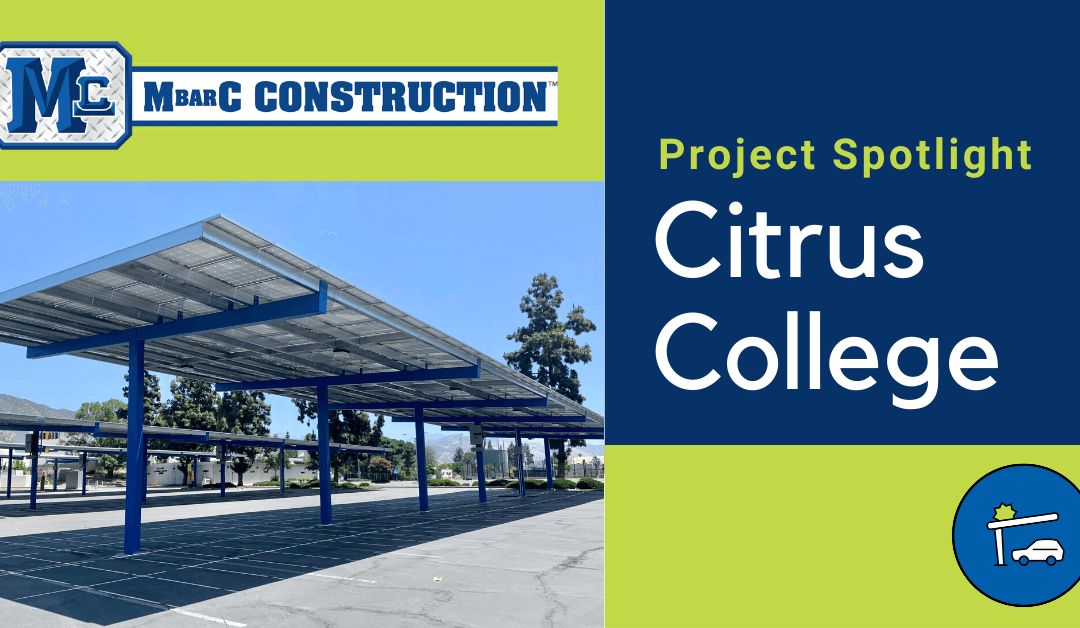Project Spotlight: Citrus College