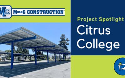 Project Spotlight: Citrus College