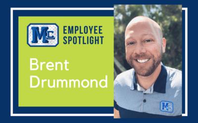 Employee Spotlight: Brent Drummond