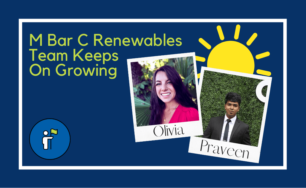 M Bar C Renewable's Team Keeps On Growing!