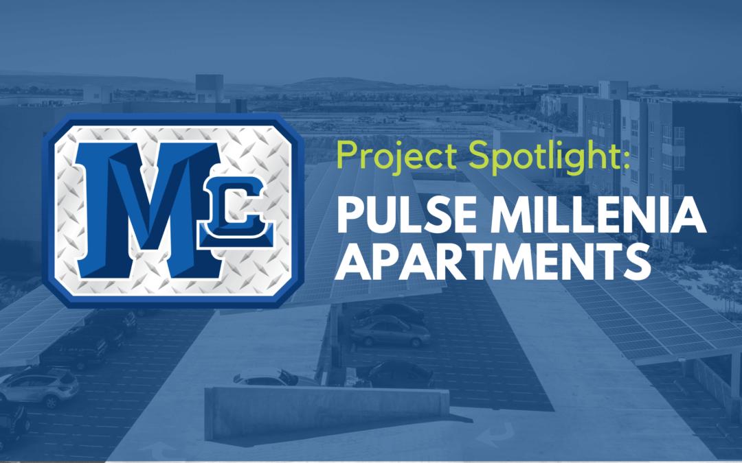Project Spotlight: Pulse Millenia Apartments