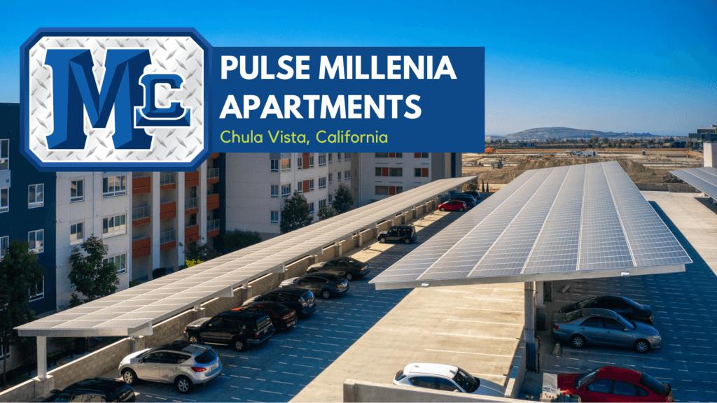 Pulse Millenia Apartments
