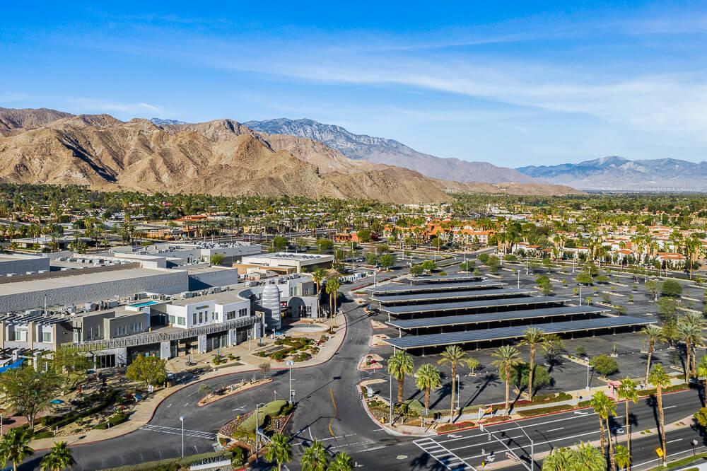 The River Mall-Solar Carport