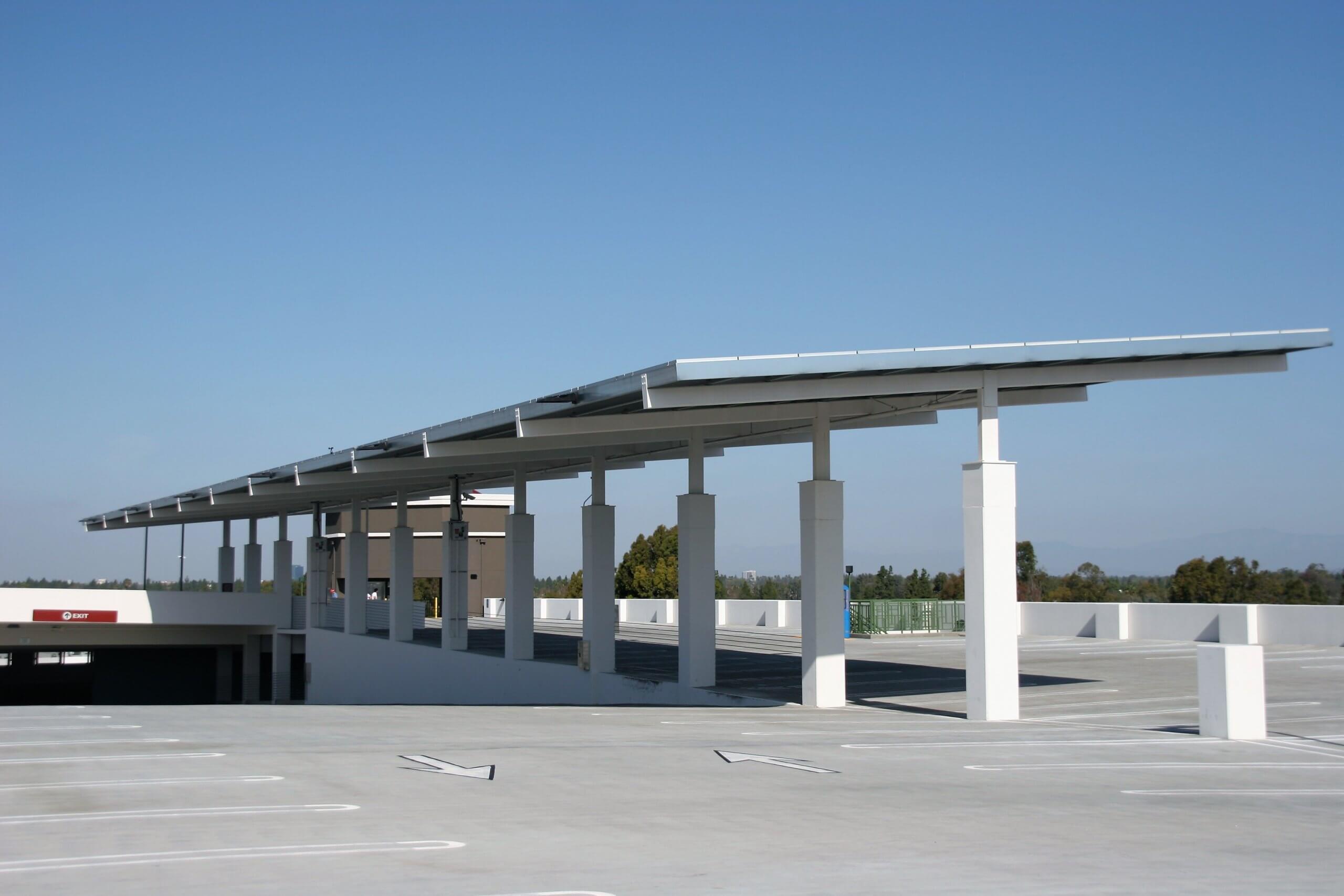 Parking Garage Carport