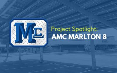 Amc Marlton 8 Solar Installation
